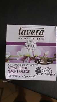 LAVERA - Straffende nachtpflege
