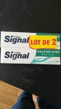 SIGNAL - Haleine pure repair - Dentifrice