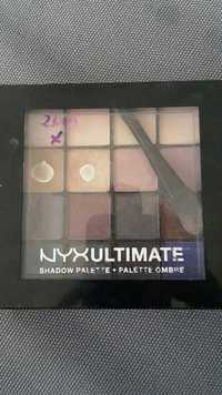 NYX - Ultimate - Palette ombre