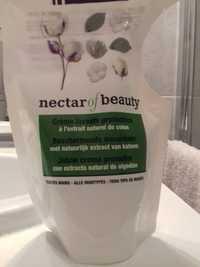 LES COSMÉTIQUES DESIGN PARIS - Nectar of beauty - Crème lavante protectrice