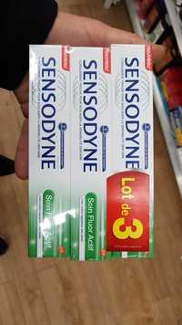 SENSODYNE - Soin fluor actif - Dentifrice