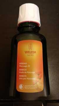 Weleda - Arnica - Huile de massage