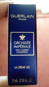 Guerlain - Orchidée impériale - La crème gel