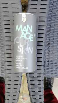 MANAGE - Your skin - Baume apaisant après rasage