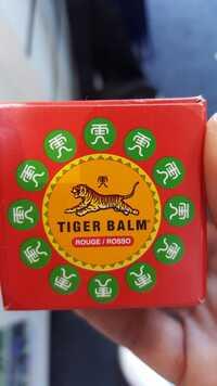Tiger balm - Rouge - Crème de massage