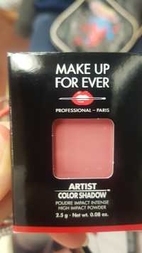 MAKE UP FOR EVER - Poudre impact intense