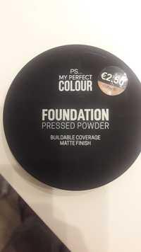 Primark - PS... My perfect colour - Poudre pressée