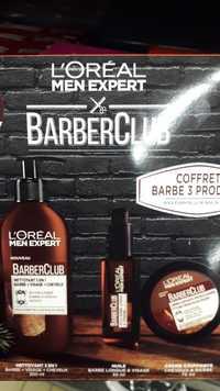 L'Oréal Paris - Barber club - Nettoyant 3 en 1