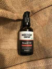 BROOKLYN SOAP COMPANY - Argan & jojoba oil - Beard oil
