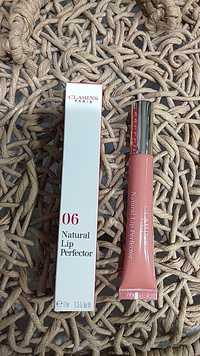Clarins - Natural lip perfector 06