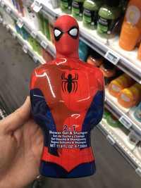 MARVEL - Spider-Man - Gel douche & shampooing