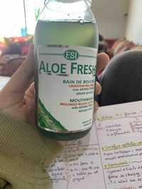 ESI - Aloe fresh - Bain de bouche