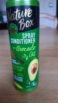 NATURE BOX - Spray conditioner with avocado oil