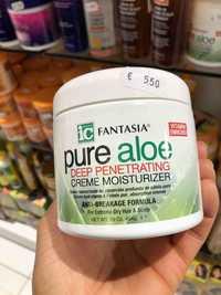 IC FANTASIA - Pure aloé - Crème hydratante à l'aloès pur