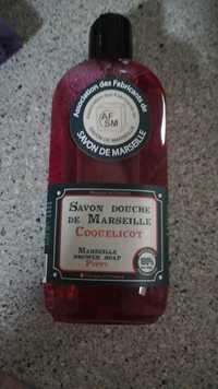 ASSOCIATION DES FABRICANTS DE SAVON DE MARSEILLE - Coquelicot - Savon douche de Marseille