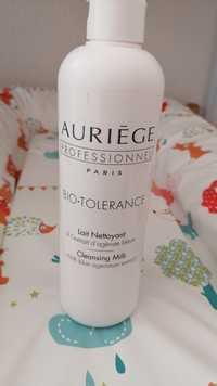 AURIÈGE - Bio tolérance - Lait nettoyant