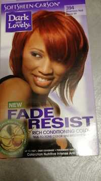 SOFTSHEEN CARSON - Dark and Lovely Fade resist - Coloration nutritive intense