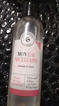 LABORATOIRE GIPHAR - Mon eau micellaire