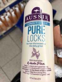AUSSIE - Pure locks - Conditioner