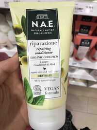 N.A.E. - Dry Hair - Repairing conditioner
