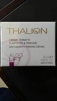 Thalion - Algo lift - Crème fermeté élasticité & rebond