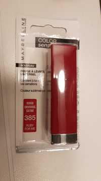 Maybelline - Color sensa - Rouge à lèvre universel