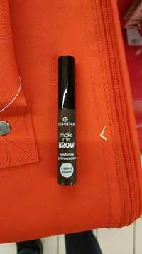 ESSENCE - Make me brow - Eyebrow gel mascara 02 browny brows