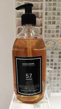 Marius Fabre - Savon liquide écorces d'orange 57