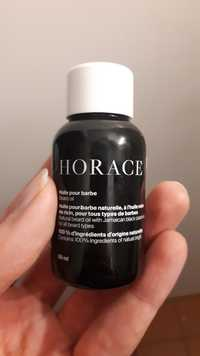 Horace - Huile pour barbe