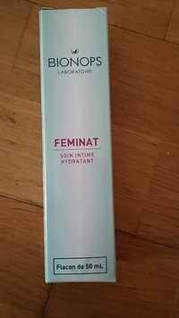BIONOPS - Feminat - Soin intime hydratant