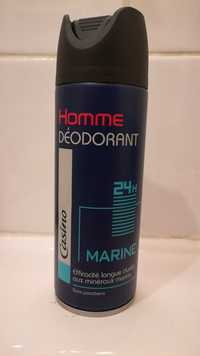 CASINO - Homme - Déodorant - 24h Marine