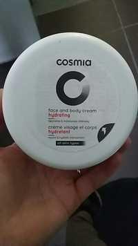 Cosmia - Crème visage et corps