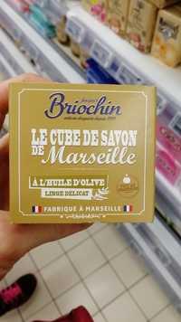 JACQUES BRIOCHIN - Le cube de savon de Marseille