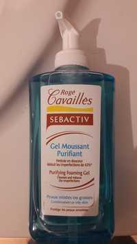 ROGÉ CAVAILLÈS - Sebactiv  - Gel moussant purifiant