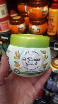 Garnier - Ultra doux - Le masque yaourt