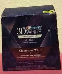 Crest 3D White - Whitestrips glamourous white