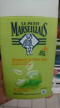 Le petit marseillais - Gel douche extra doux mandarine & citron vert