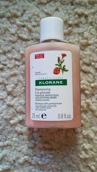 KLORANE - Shampooing à la grenade