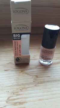 Logona - Vernis à ongles naturel