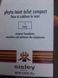 SISLEY PARIS - Phyto-teint éclat compact 1 ivory
