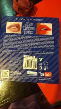 MARKWINS - The color workshop just kissed look - Brillant à lèvres