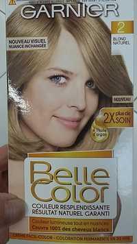 GARNIER - Belle color 2 blond naturel - Coloration permanente