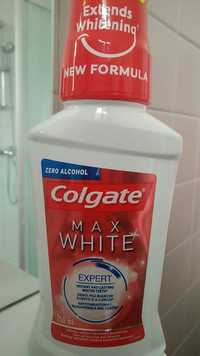 COLGATE - Max white - Expert instant and lasting whiter teeth