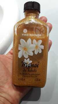 YVES ROCHER - Monoï de Tahiti - Huile sèche précieuse