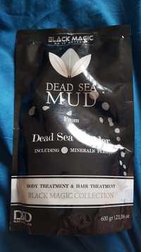 BLACK MAGIC - Dead sea mud - Body & hair treatment