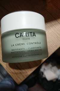 CARITA - La crème contrôle matifiante et clarifiante