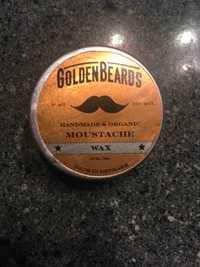 Golden Beards - Handmade & organic moustache wax