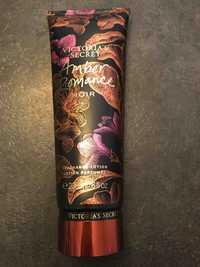 VICTORIA'S SECRET - Amber Romance noir - Lotion parfumée