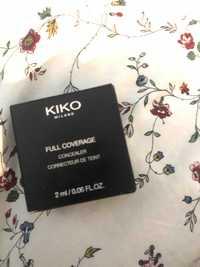 KIKO - Full coverage - Correcteur de teint