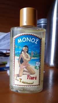 LA TAHITIENNE - Monoï tiaré la tahitienne